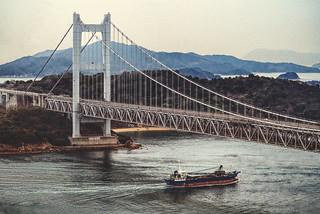 過橋的瀨戶