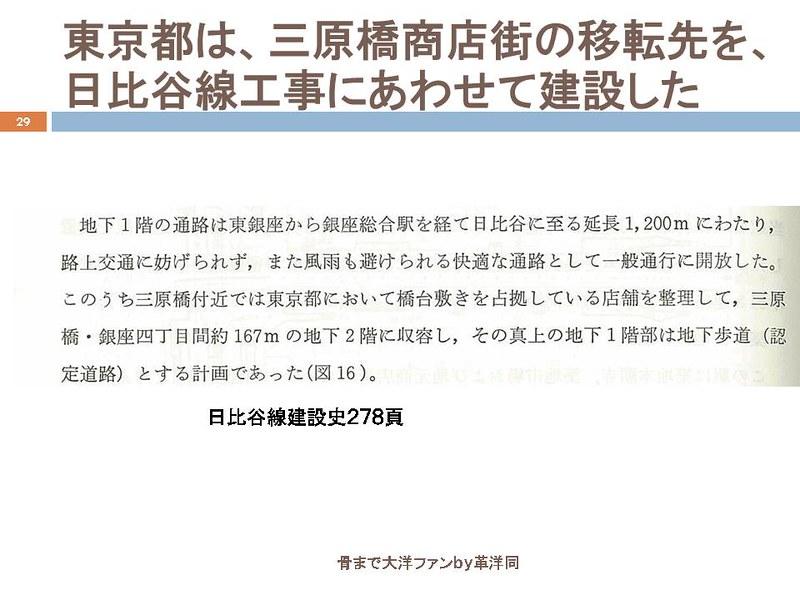 東京オリンピックに向けて銀座の地下で何が起こっていたのか (29)