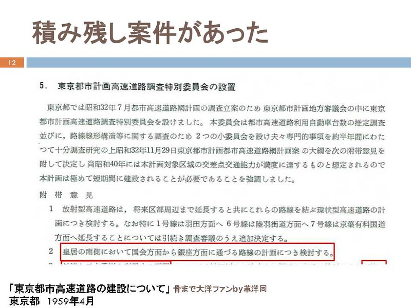 東京オリンピックに向けて銀座の地下で何が起こっていたのか (12)