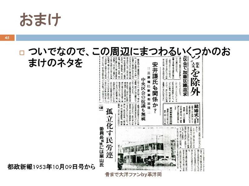 東京オリンピックに向けて銀座の地下で何が起こっていたのか (45)