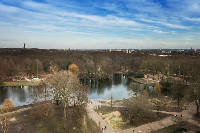 Der Fredenbaumpark