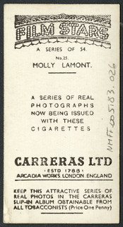 Molly Lamont No. 25 | by Preus museum