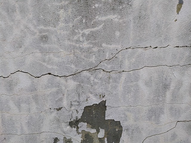 Dirty white painted wall texture