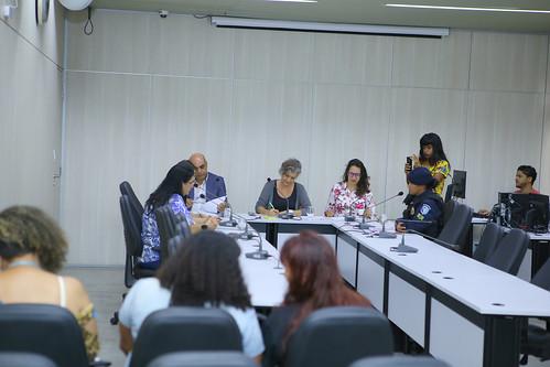 Audiência Pública com a finalidade de discutir a prevenção do assédio e violência contra as mulheres - Comissão de Mulheres