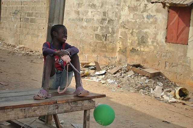 Boy in Bakau