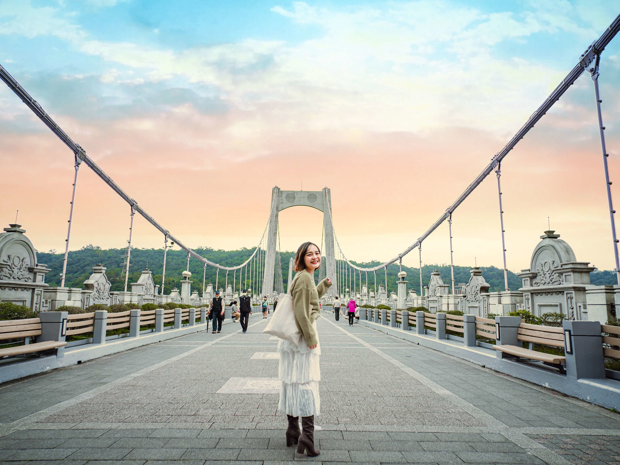 大溪老街景點 / 大溪橋