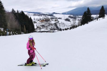 Tipy SNOW tour: Branná -  kopec správným směrem