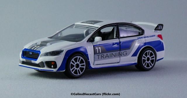 Majorette - Subaru Impreza WRX STi