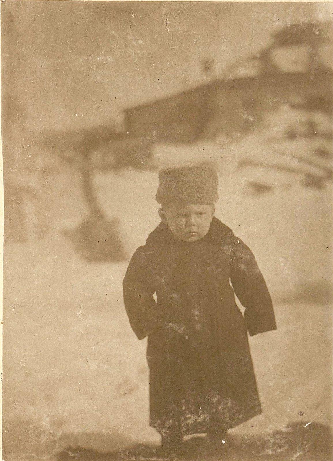30. Неизвестный мальчик. 1890-е
