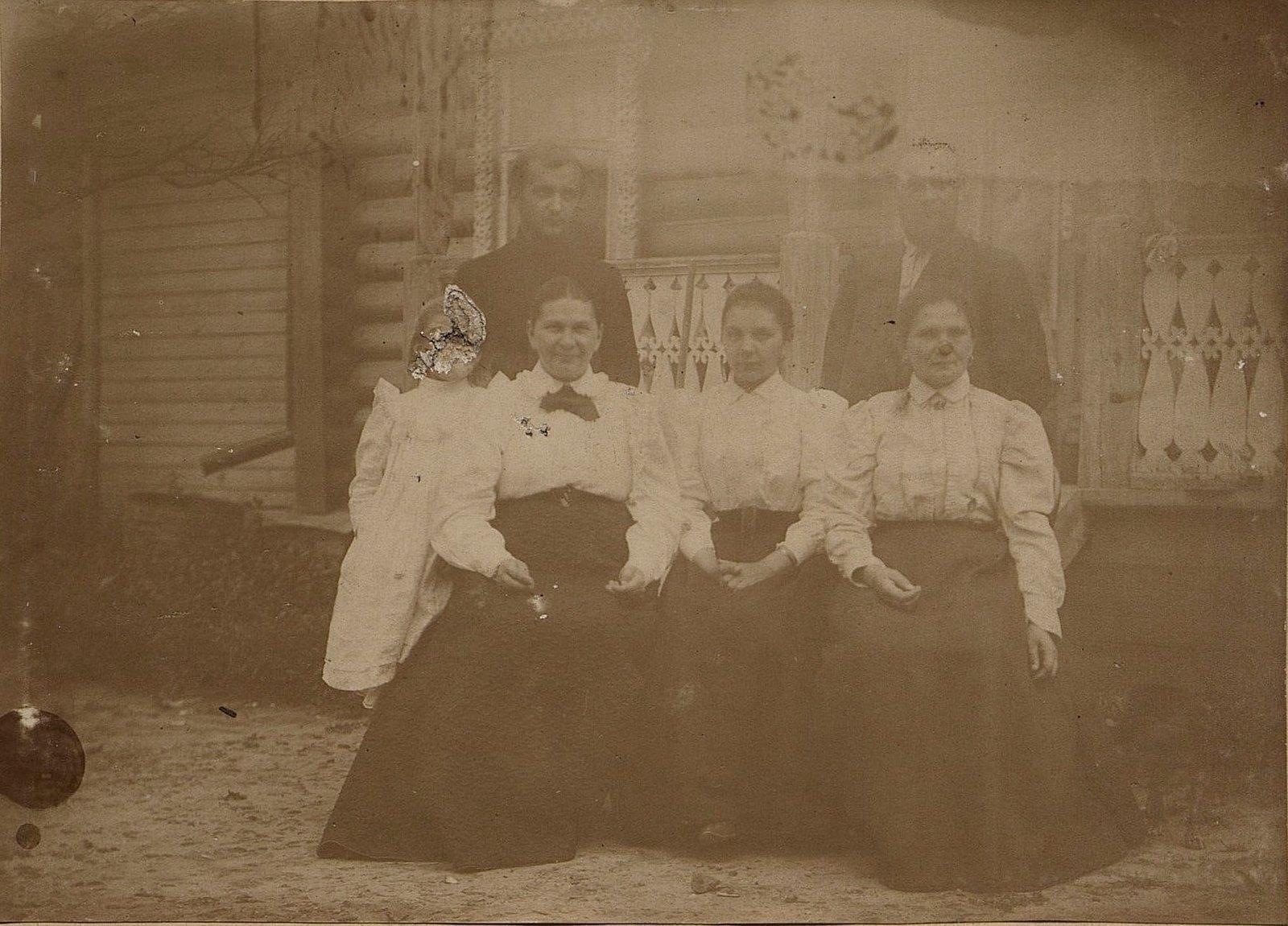 04. Неизвестные. 1890-е