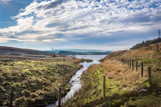 SJ2_0934 - Hurstwood Reservoir, Burnley