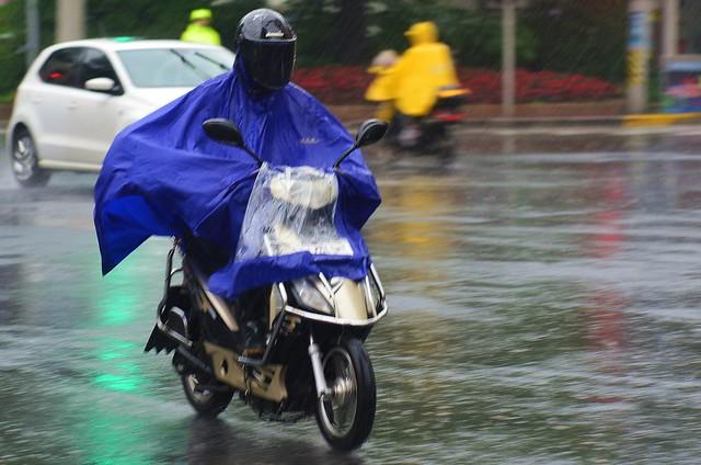 Shanghai - Heavy Rain