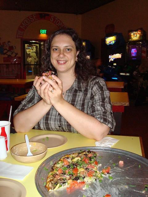 Bullwinkle's Pizza, Juneau, AK