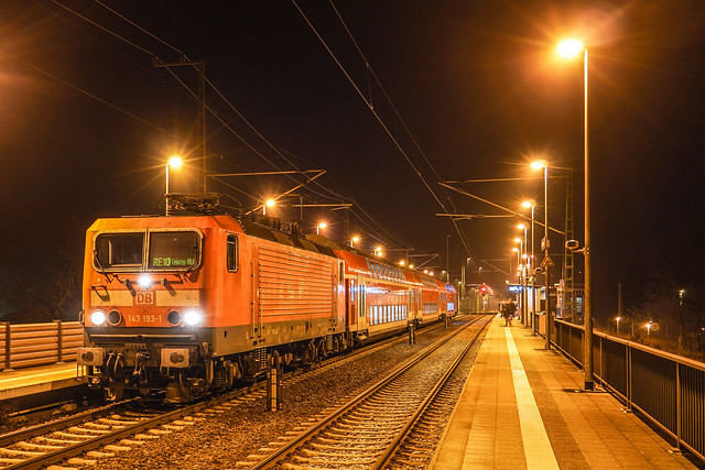 143 193 DB Regio AG | Falkenberg | Januar 2020