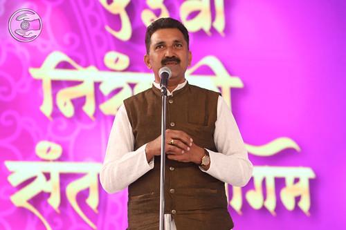 Telugu speech by Gopal Chiluka Ji, Mahim