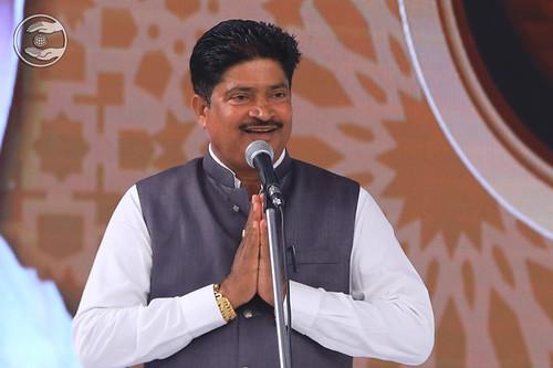 Marathi speech by SNM Zonal Incharge, Janardan Patil Ji, Nasik