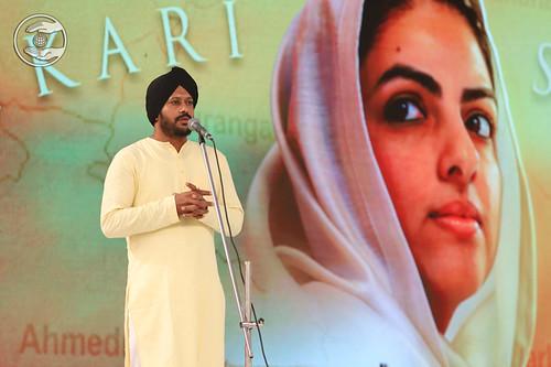 Hindi speech by Amritpal, Mumbai