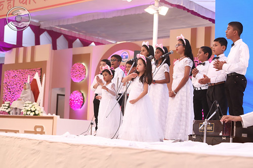 English song by Balika Shlesha Ji and Group, Navi Mumbai