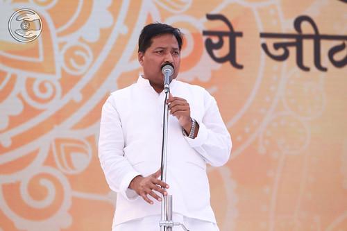 Speech by Kamlesh Tripathi, Khushinagar, UP