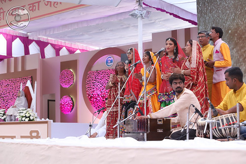 Gujarati Geet by Shanti Tank Ji and group, Sion Dharavi, MH