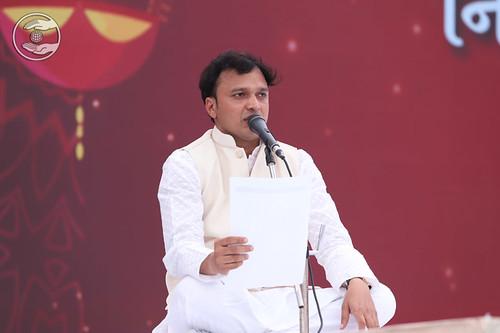 Stage Coordinator – Vijay Mandavkar Ji