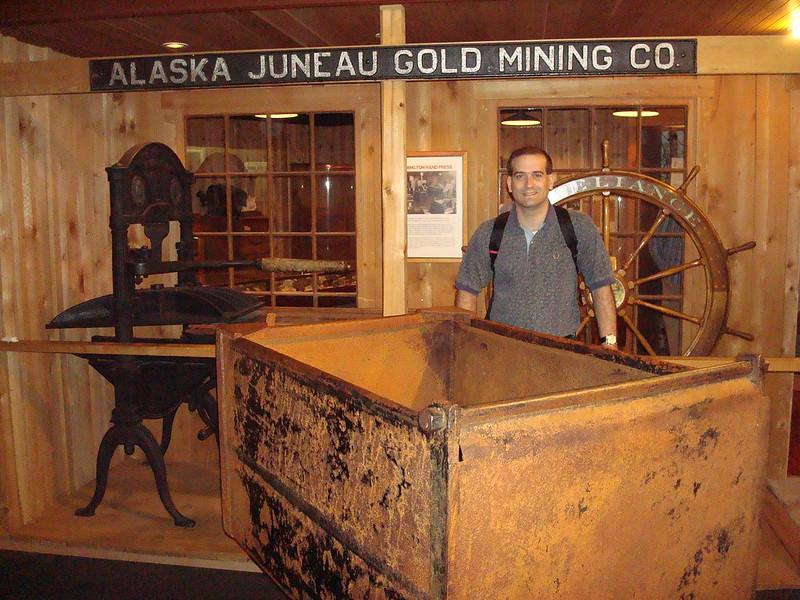 Alaska State Museum, Juneau, AK