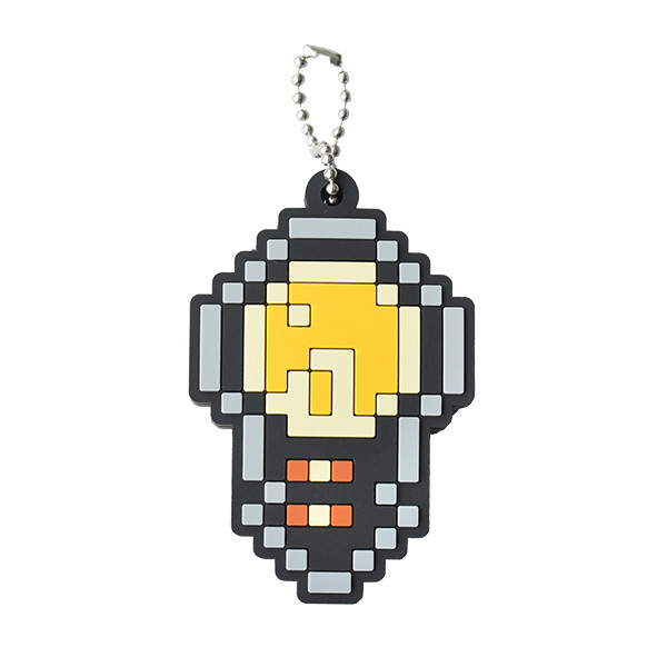 練好練滿不如靈光一閃!TAITO《復活邪神》燈泡造型感應燈(サガシリーズ 閃きサウンド付アクリルセンサーライト)