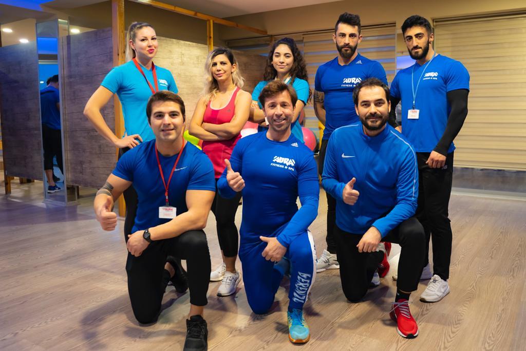 Alanya Aura Fitness Center&spa