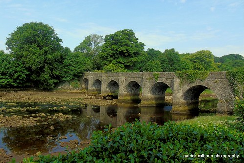 castelbridge historic cranariver landscape nature buncrana donegal ireland inishowen architecture