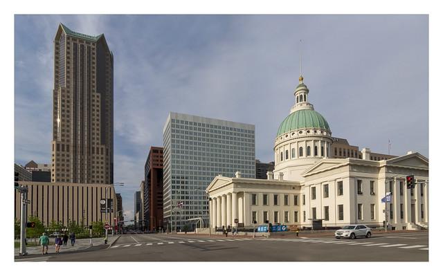 Saint Louis MO – Old Courthouse