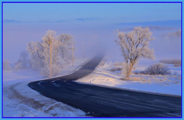 Road of Winter Dreams