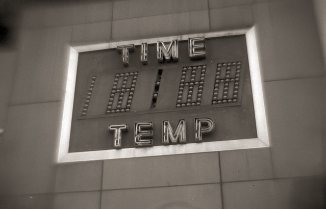 Time and Temp