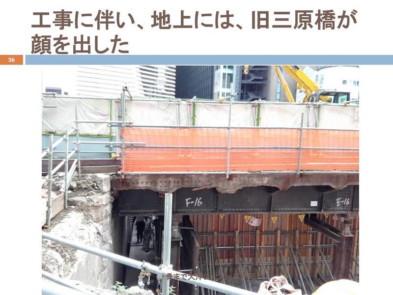 東京オリンピックに向けて銀座の地下で何が起こっていたのか (36)