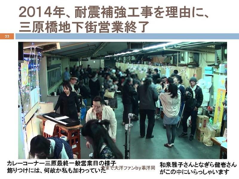 東京オリンピックに向けて銀座の地下で何が起こっていたのか (33)