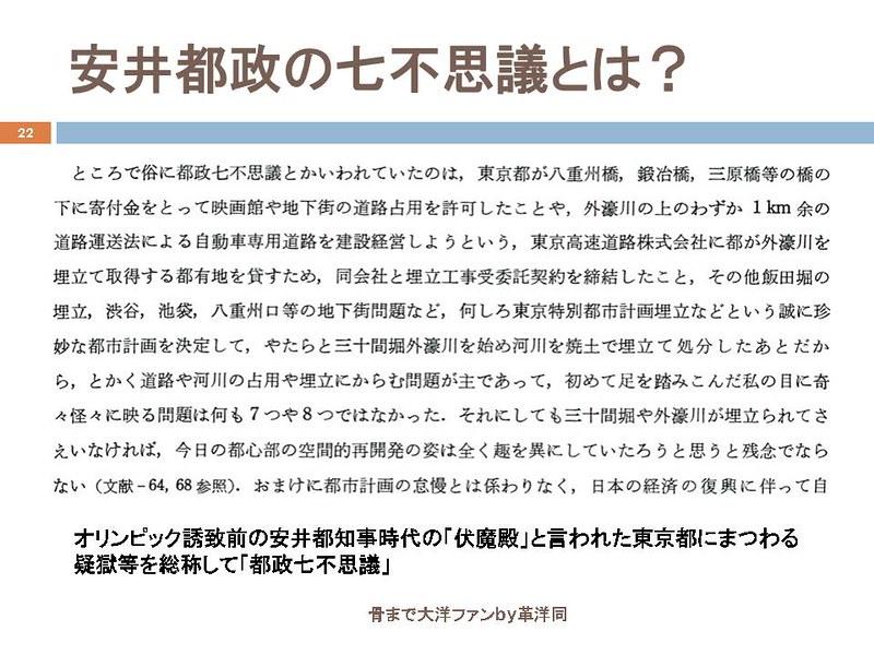 東京オリンピックに向けて銀座の地下で何が起こっていたのか (22)