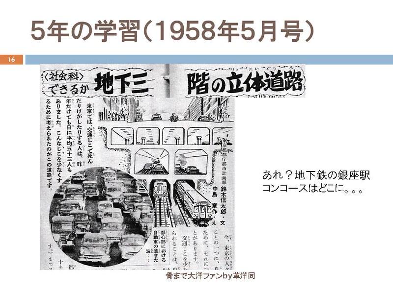 東京オリンピックに向けて銀座の地下で何が起こっていたのか (16)