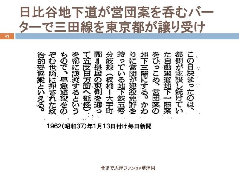 東京オリンピックに向けて銀座の地下で何が起こっていたのか (43)
