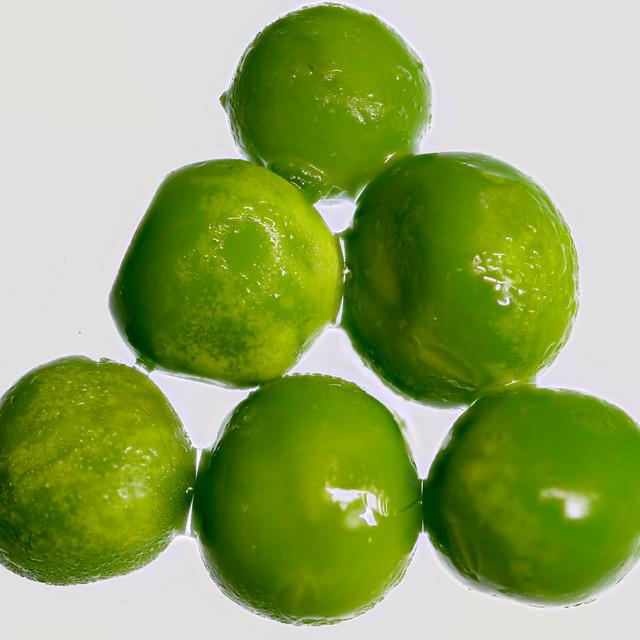 Thawing Peas