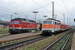 DB 232 689, 111 184 Bamberg (D) 8 juli 1998