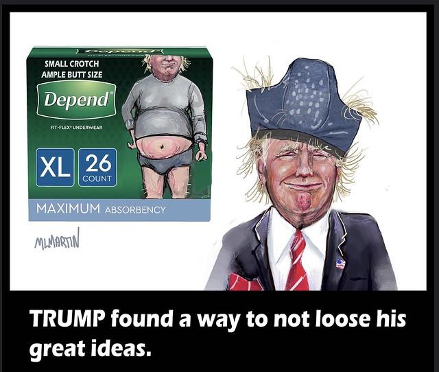 Trump DEPENDS