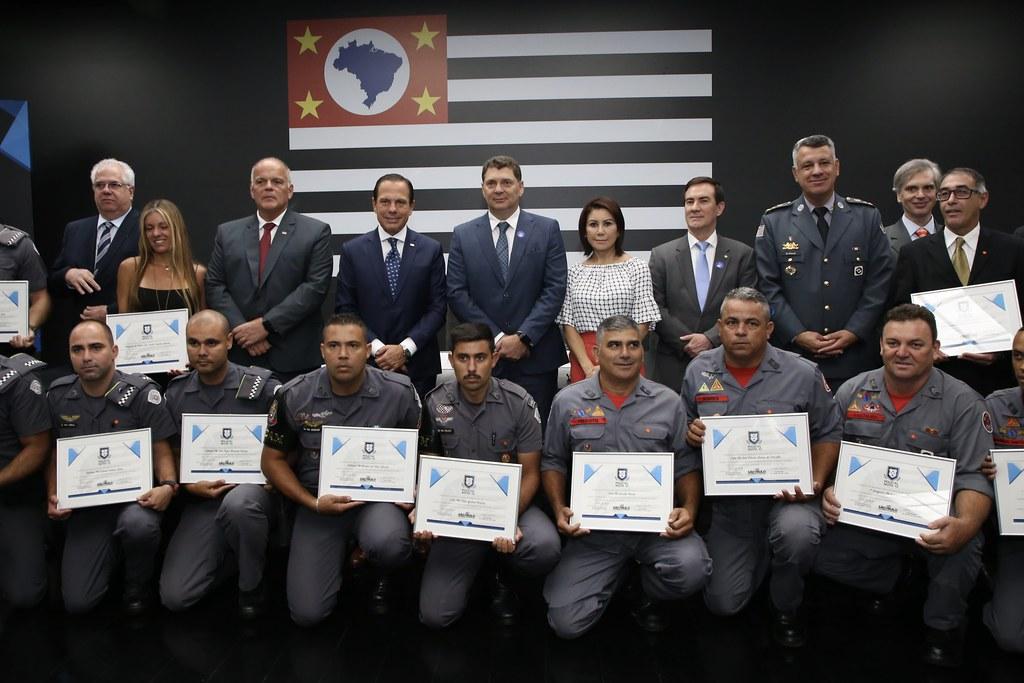 """Premiação """"Policial Nota 10"""""""