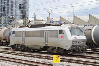 006. Une Sybic, BB 426118 SNCF en gare de la Praille, Genève (17.02.2020)