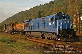 U36C 6587 at Leetsdale, PA on October 2nd 1976.