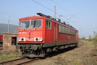 DB Schenker 155 065-6, Trier-Ehrang Rbf