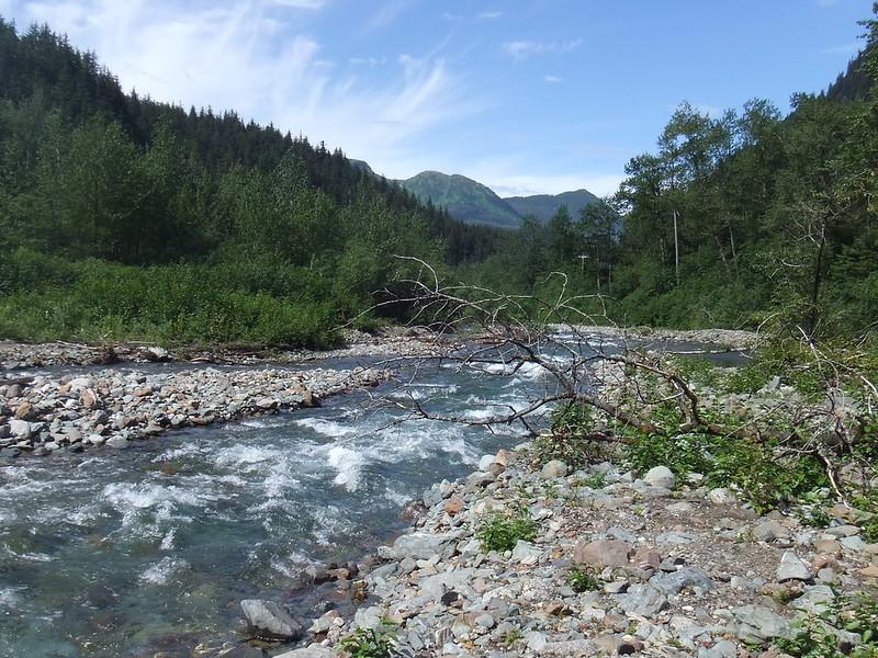 Gold Creek, Juneau, AK
