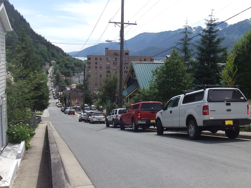 Gold Street, Juneau, AK