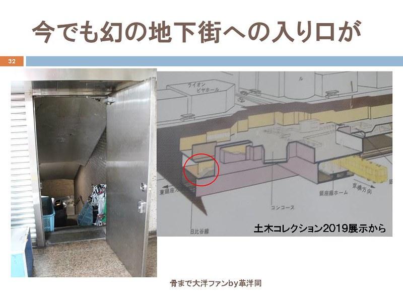 東京オリンピックに向けて銀座の地下で何が起こっていたのか (32)