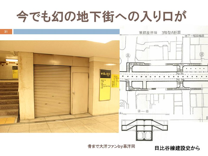 東京オリンピックに向けて銀座の地下で何が起こっていたのか (31)