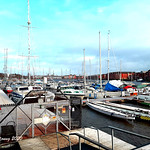 Preston Marina, Docklands, Preston, Lancashire