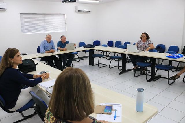 Reunião para elaboração de proposta de planejamento 2020